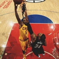 CLE@LAC