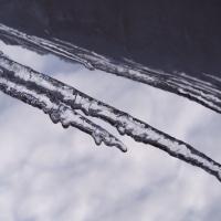 氷柱(つらら)