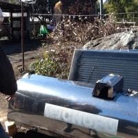 太陽温水器