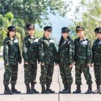 AKB48 ネ申テレビ シーズン24 #07『甘えた自分にローキック!タイ陸軍士官学校入学』 170319!