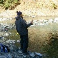 2016年初釣りは「リヴァスポット早戸」