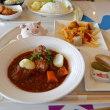 テレビ朝日 夏祭り(2) テレビ局の社食&ゲーム体験だぶー!