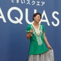 昨日は「そすいスクエア AQUAS7周年 誕生感謝祭」