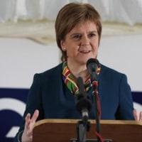 ブレグジットでスコットランドの要求却下なら独立問うべき=行政府首相
