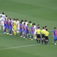FC東京×甲府@味スタ【J1リーグ】
