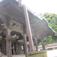 江の島 龍口寺の彫刻