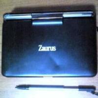 My PDA その1 SL-C3100(外観)