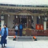 大阪梅田のお初天神に行ってきました