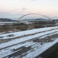 由良川周回コース2017/02/14