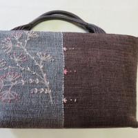 草ビロードのバッグー2