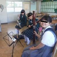 北九州吹奏楽連盟主催 平成29年度初級者技術講習会
