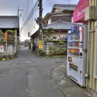 奈良県葛城市長尾の風景