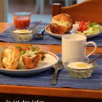 ポテトサラダの翌朝は。。。。