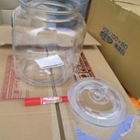保存ビン 7リットル容器 ガラス製 1715円(税別)