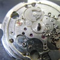 SEIKOの昔のダイバーウォッチを修理です