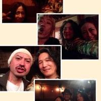 4/24、土屋浩美ユニットのライブ、高田馬場diglight.....。