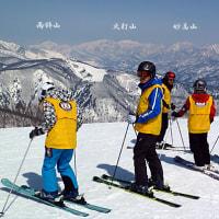 不完全燃焼だった今シーズンのスキー