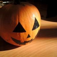 ハロウィンかぼちゃ!!
