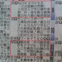 又吉さんNHK特集の訳