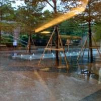 21日は暴風雨