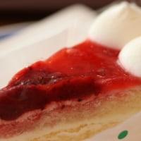 珈琲館のいちごケーキ