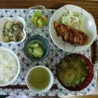 6月9日(金)晴れ 利用者6名 散歩