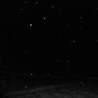 平成29年1月19日・明け方前に、雪が降る東祖谷です!