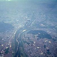 天王山と三川合流
