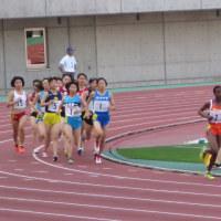 県大会女子1500m予選