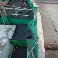 29年5月8日 PM 船の整備