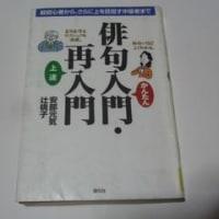 俳句入門・再入門の本とフラワーアレンジと草木染