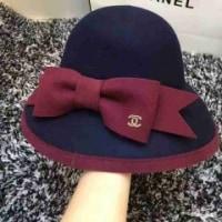 秋冬新作 シャネルコピー 帽子 CHANEL 帽子 ウール