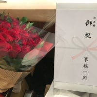 60本の赤いバラ