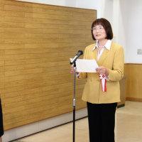平成28年度白老町社会福祉協議会社会福祉功労者表彰式