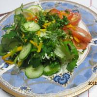 10種のサラダ