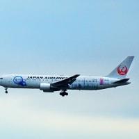 2017.5 成田空港 #4 ~ ドラえもんジェット/日本航空 ~