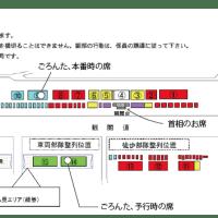 中央観閲式2016 その1 〜予行と本番の差は〜