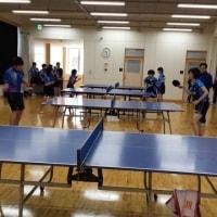トップアスリート教室2  卓球部