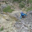 花と岩を楽しむ! 八ヶ岳 阿弥陀岳南稜