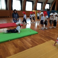 年少組☆体操教室と色々♪