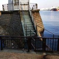 日本最古の木造洋式灯台「旧堺灯台」