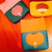 桃、栗、柿のコ