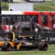 パーマー「スタートもできずにレースを終えるなんて……」 ルノーF1イギリスGP日曜