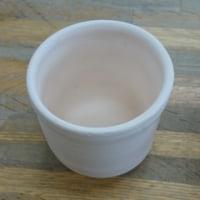 湯呑み 素焼き2