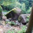 岩屋ダムと岩蔭遺跡見学