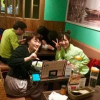 渋谷 ベトナムフォーと女子友達☆