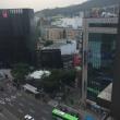 ソウル1日目の朝