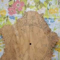 久しぶりの木彫り