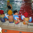 短期水泳教室&初恋♪