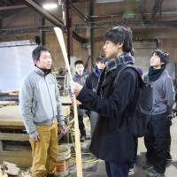 2016.12.3 工芸部バス研修 in 旭川&東川